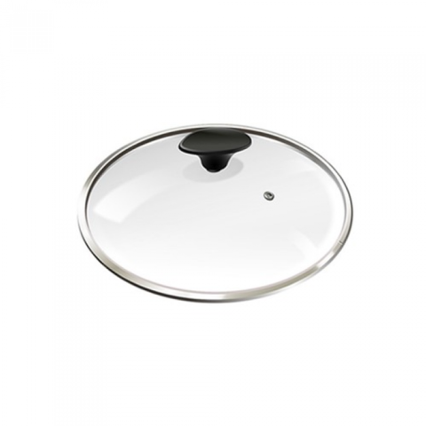 Стеклянная крышка LUMME LU-GL14, диаметр 14 см