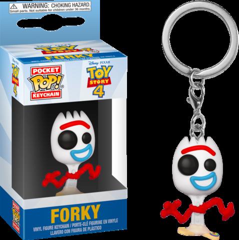 Брелок Вилкинс    POP! Toy Story 4 Forky