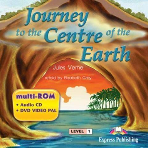 Journey to the Centre of the Earth. multi-ROM