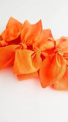 Солоха лен апельсин