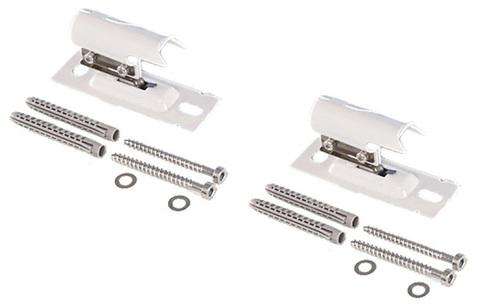 Arbonia комплект фиксированных кронштейнов ZB0252 RAL 9016