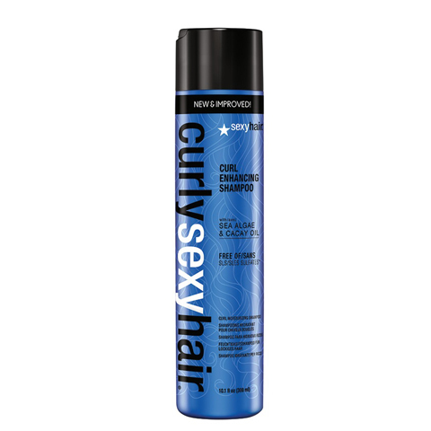 Sexy Hair Curly: Шампунь для кудрей (Curl Enhancing Shampoo)