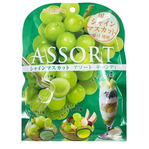 Карамель Senjaku со вкусом виноградного ассорти 85 гр