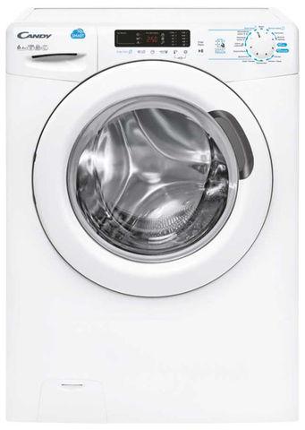 Узкая стиральная машина с сушкой Candy Smart CSWS40 364D/2-07