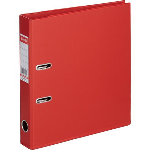 Папка-регистратор Bantex Strong Line 50 мм красная