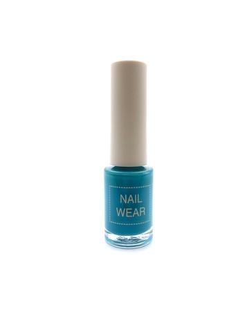 Лак для ногтей The Saem Nail Wear 102 Aqua Mint 7 мл