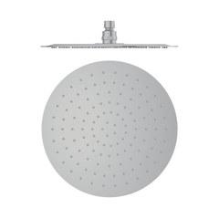Круглая насадка для верхнего душа RM250NC никель