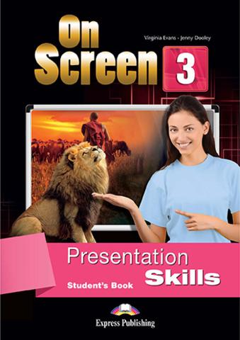 On Screen 3. Presentation Skills Student's Book