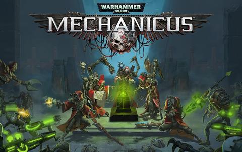 Warhammer 40,000: Mechanicus (для ПК, цифровой ключ)