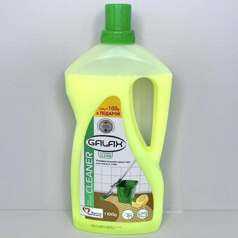 Средство для мытья пола Galax 1,1 л