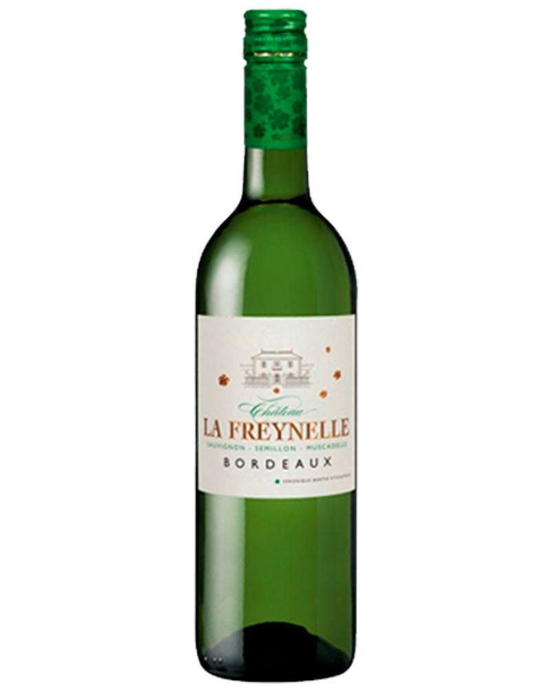 Вино Chateau La Freynelle Шато ля Френель Белое Cухое 2018 г.у. 12,5% 0,75 л.