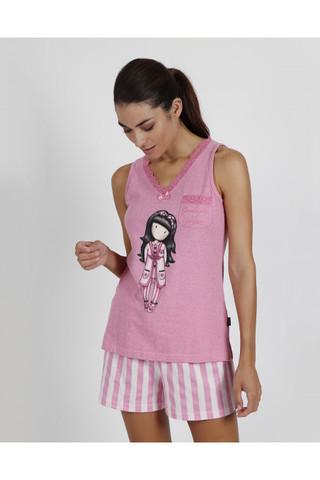Пижама женская с шортами SANTORO 55504