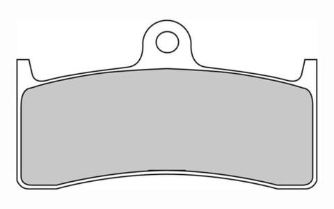 Тормозные колодки Ferodo FDB2036P