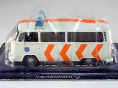 Volkswagen VW Transporter T2 Netherlands 1:43 DeAgostini World's Police Car #17