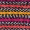 Пряжа YarnArt Crazy Color 167 (Коралл,малина,желтый)