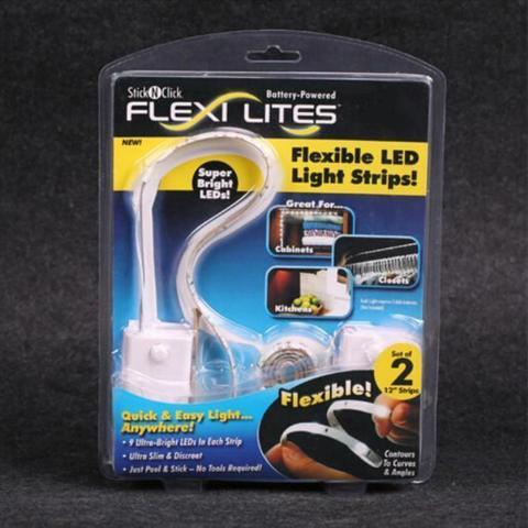 Гибкая светодиодная Led подсветка Flexi Lites Stick