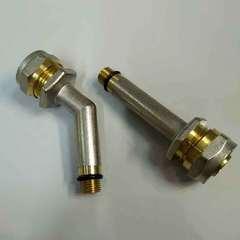 металлопластиковый фитинг переходник для подключения смесителя