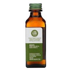 Апельсиновый ароматизатор Simply Organic, 59мл