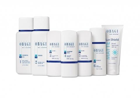 Система Obagi Nu-derm® FX для нормальной и жирной кожи, Obagi Medical