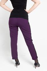 Брючный костюм женский сиреневого цвета интернет магазин