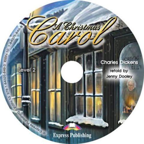 A Christmas Carol.  Elementary (6-7 класс). Audio CD