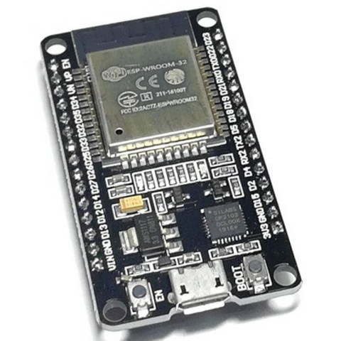 ESP32 WiFi+Bluetooth CP2102