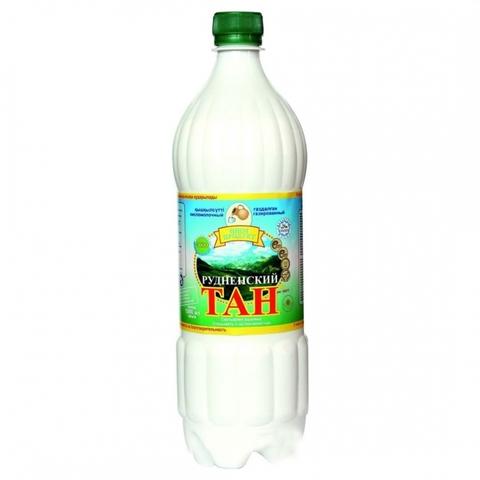 Напиток кисломолочный ТАН Рудненский 1 л Лидер КАЗАХСТАН