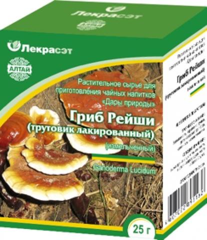 Рейши (трутовик) гриб 25 г.