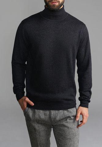Джемпер мужской G123-DA60 серый/черный
