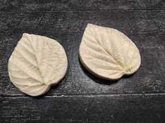 Молд лист универсальный лист, двойной размер 6*5 см