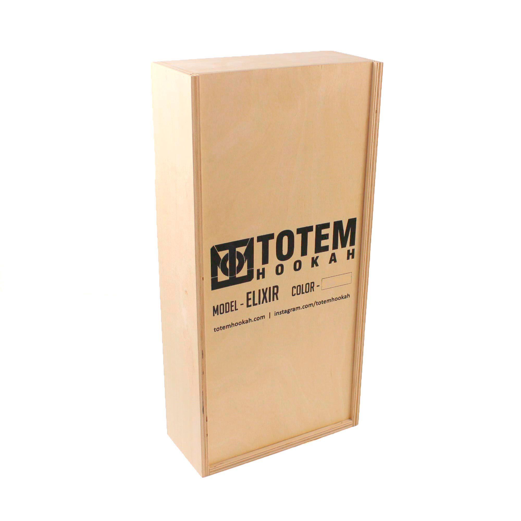 Фирменная коробка Totem Elixir Ice Pur Pur