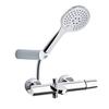 Смеситель для ванны с изливом и душевым комплектом TZAR 340501TR - фото №1