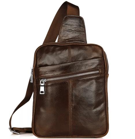 Рюкзак однолямочный J.M.D 7217