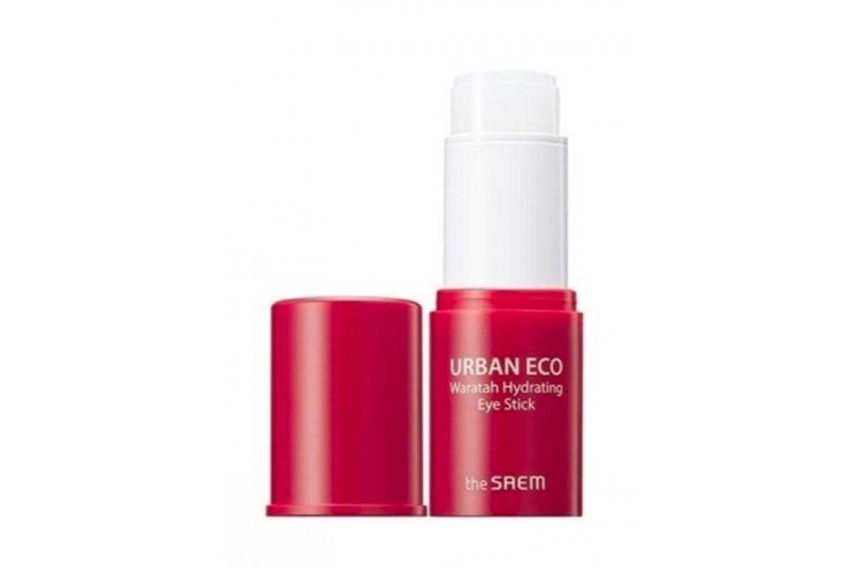 Кремы для глаз Бальзам-стик для кожи вокруг глаз с керамидами увлажняющий the SAEM Urban Eco Waratah Hydrating Eye Stick 7 мл 8806164171271-1200x800__1_.jpg