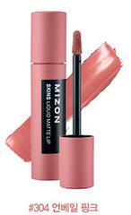 Mizon Жидкая матовая помада Skins Liquid Matte Lip #304 Unveil Pink