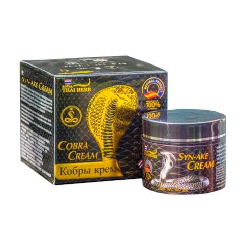 Крем для лица Royal Thai Herb Cobra Syn-Ake Cream, 100 мл.