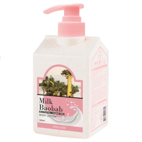 MilkBaobab Body Lotion White Musk лосьон для тела с ароматом белого мускуса
