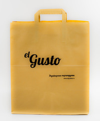 Фирменный пакет el Gusto, фото 1