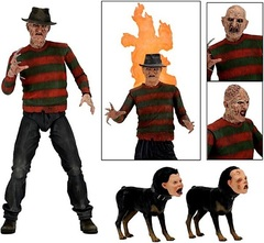 Кошмар на улице Вязов 2 Месть Фредди фигурка Фредди Крюгер Ultimate