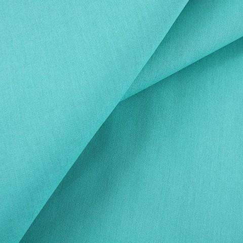 Бязь гладкокрашеная 120гр/м2 150 см цвет изумруд