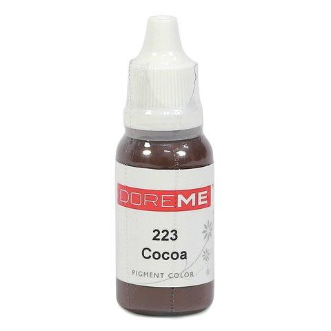 Пигменты #223 Cocoa DOREME 15ml