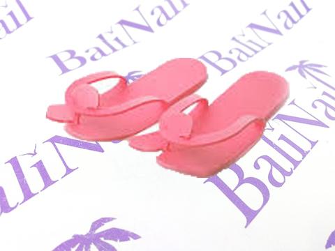 Тапочки вьетнамки пенопропилен 5 мм (розовый), 1 пара