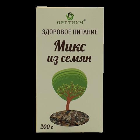 Микс из семян ОРГТИУМ, 200 гр