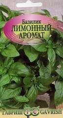 Купить Базилик Лимонный аромат 0,3 г по низкой цене, доставка почтой наложенным платежом по России, курьером по Москве - интернет-магазин АгроБум