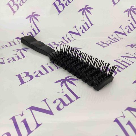 Щётка для укладки волос 10-ти рядная (CH1200)