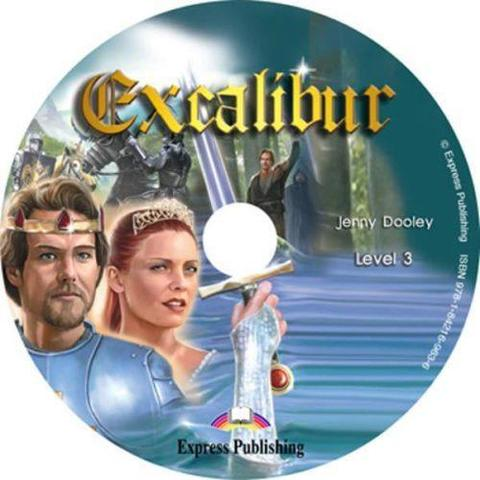 Excalibur. Pre-intermediate (7-8 класс).Audio CD