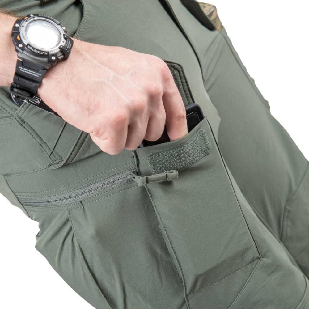 Брюки Helikon OTP (Outdoor Tactical Pants)-VersaStretch-Shadow Grey
