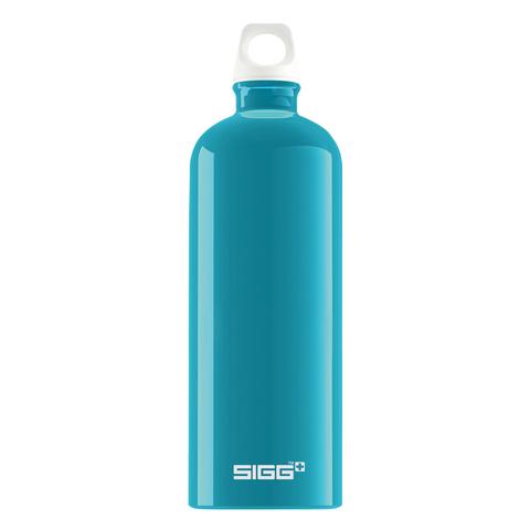 Бутылка Sigg Fabulous (1 литр), бирюзовая