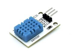 Модуль датчика температуры и влажности DHT-11