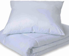 Одноразовый комплект постельных принадлежностей